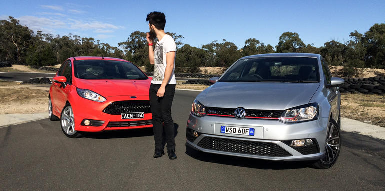 2015-VW-polo-GTI-ford-fiesta-ST-comparison-1-2