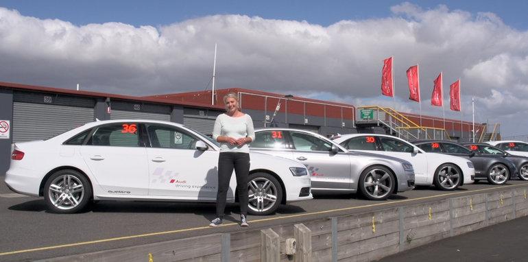 Audi Driving Experience Mar 2015