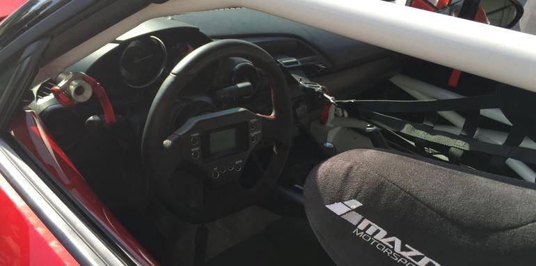 Mazda MX-5 Global Cup racer 05