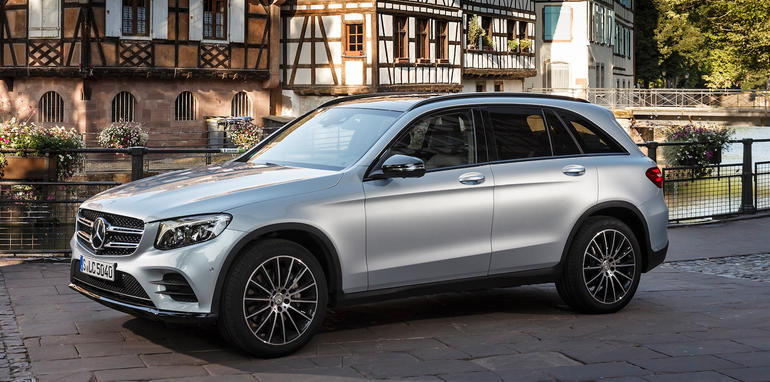 Mercedes Benz Glc Pricing And Specifications