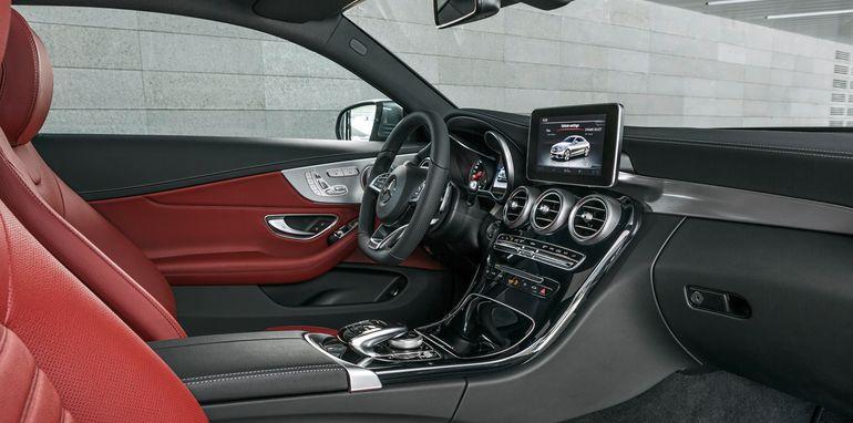 Mercedes-Benz C-Class Coupe____01