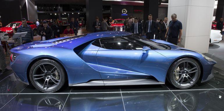 Ford GT —Internationale Automobil-Ausstellung-2