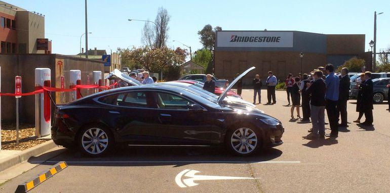 Tesla Model S Sydney to Melbourne_11