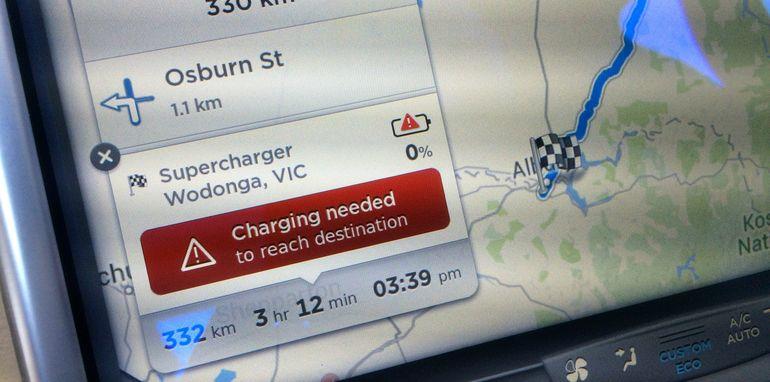 Tesla Model S Sydney to Melbourne_19