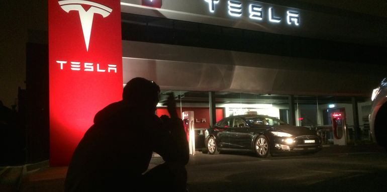 Tesla Model S Sydney to Melbourne_36