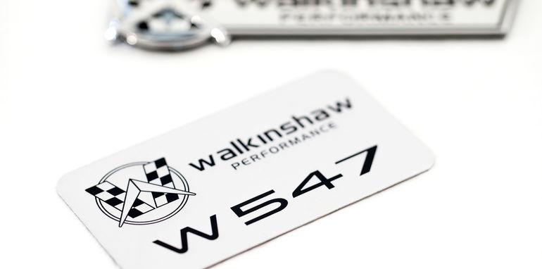 W547 - Walkinshaw Performance W547 Press Kit Images - Studio - Melbourne - Victoria - Australia - 2015