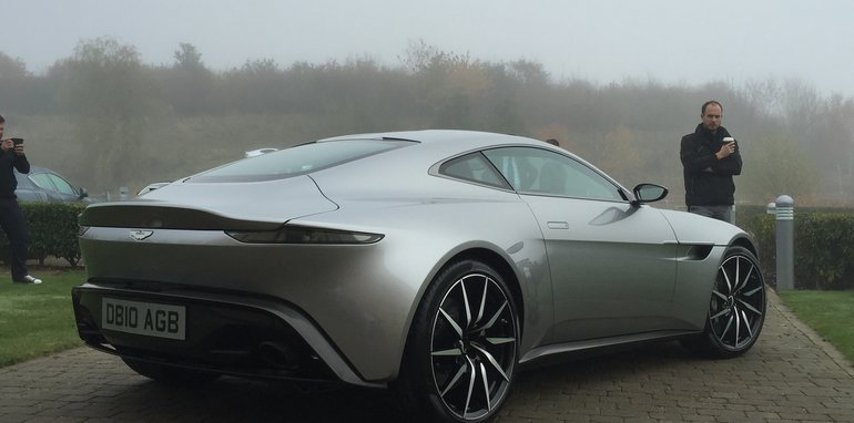 Aston Martin DB10 Review - 48