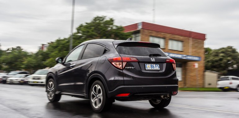 Honda H-RV VTi 2015 LT3 Road Trip-28
