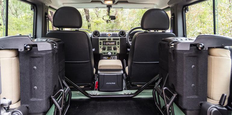Land Rover Defender Old v New 90 Series-43