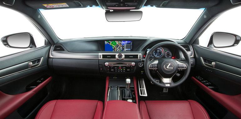 2015 Lexus GS 200t F Sport