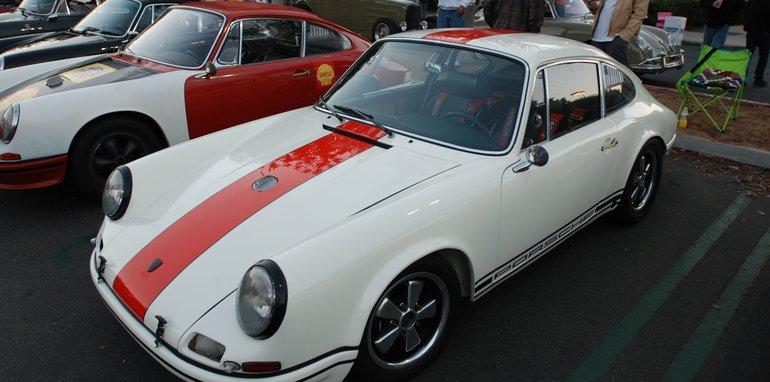 Porsche 911 R1