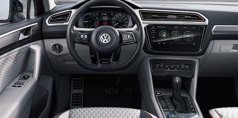 Volkswagen Tiguan GTE 2