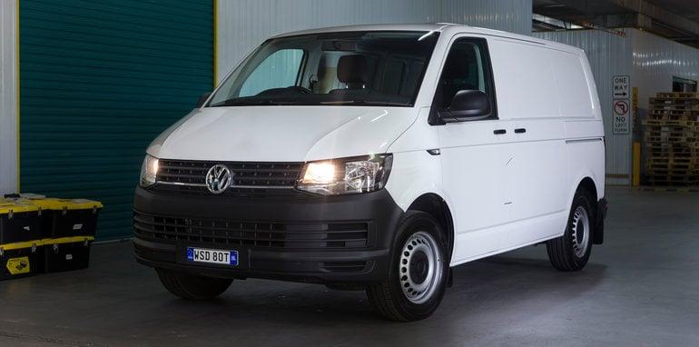 2016 Volkswagen Transporter SCR-2