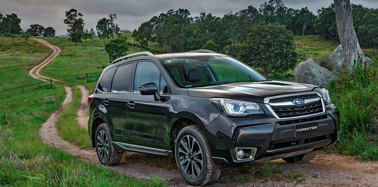 2016 subaru forester pricing and specifications. Black Bedroom Furniture Sets. Home Design Ideas