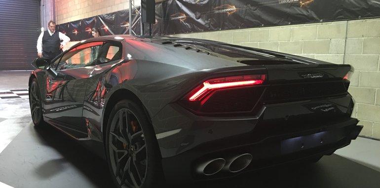 2016 Lamborghini LP580-2 - 11
