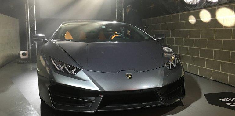 2016 Lamborghini LP580-2 - 2
