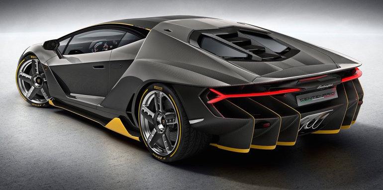 2017 Lamborghini Centenario - 6