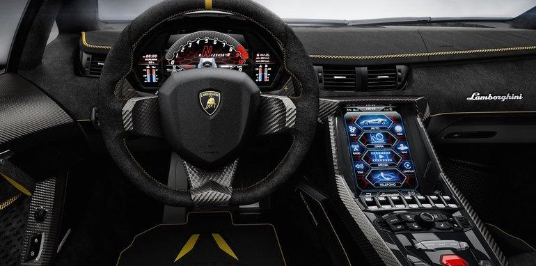 2017 Lamborghini Centenario - 9