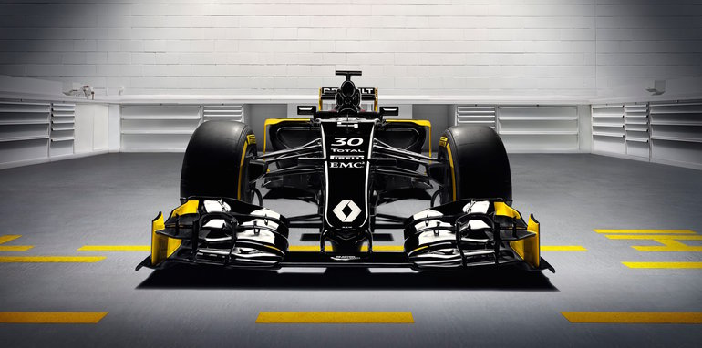 Renault RS16-3