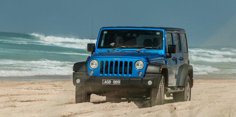 2016 Jeep Wrangler Sport Unlimited Road Trip-62