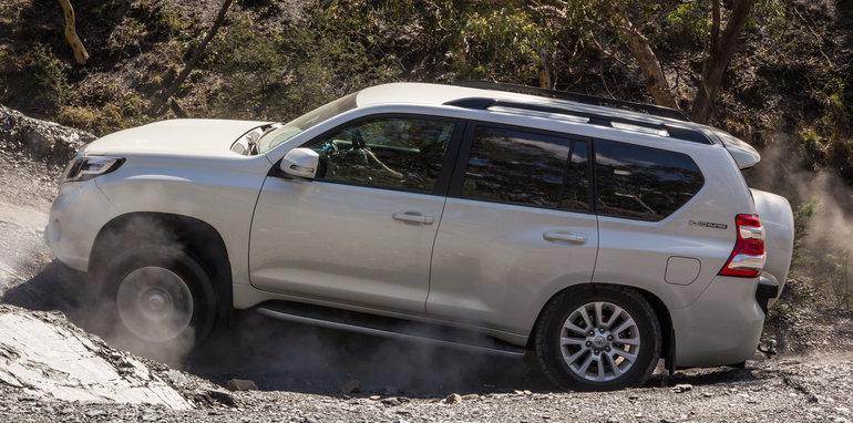 2016 Toyota LandCruiser Prado VX LT3-9