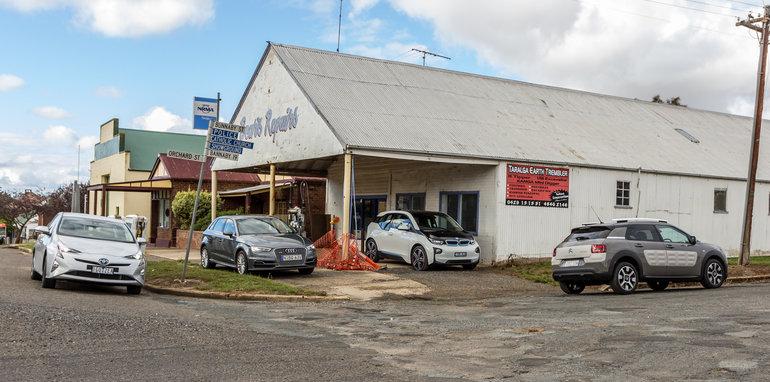Eco-Test Country loop - Audi A3 e-tron v BMW i3 v Citroen C4 Cactus v Toyota Prius-182