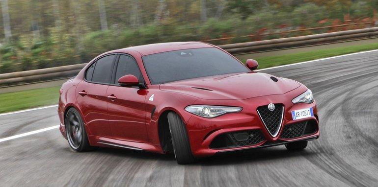 2016 Alfa Romeo Giulia Quadrifoglio  - 9