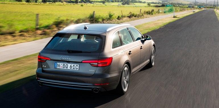 2016 Audi A4 Avant TFSI-4