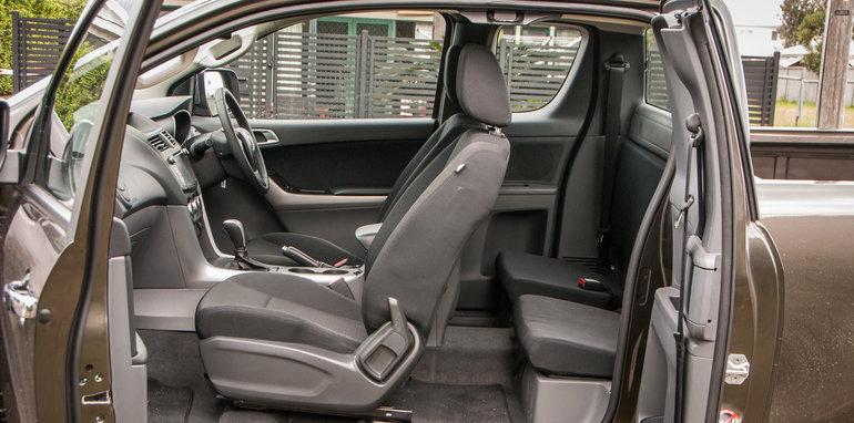 Extra Cab Ute Comparison Ford Ranger V Mazda Bt 50 V