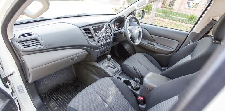 2016 Single-cab ute comparison Isuzu D-Max SX Mazda BT-50 XT Mitsubishi Triton GLX Nissan Navara DX Toyota HiLux Workmate-130