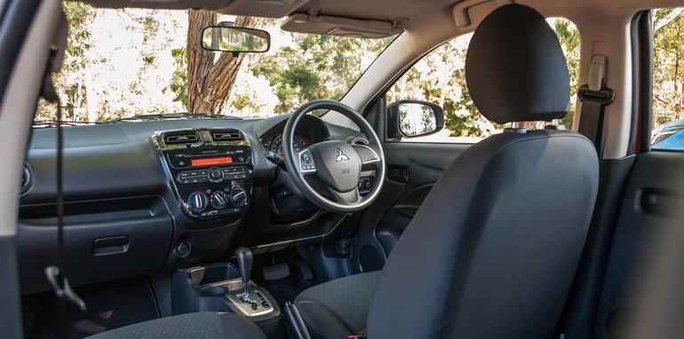 2016 Suzuki Celerio v 2016 Mitsubishi Mirage ES v 2016 Kia Picanto v 2016 Hyundai Accent Active v 2016 Holden Spark LS-138