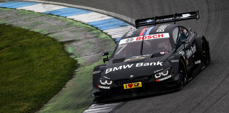 Hockenheim (DE) 05th April 2016. BMW Motorsport, ITR Testing, BMW Bank M4 DTM.
