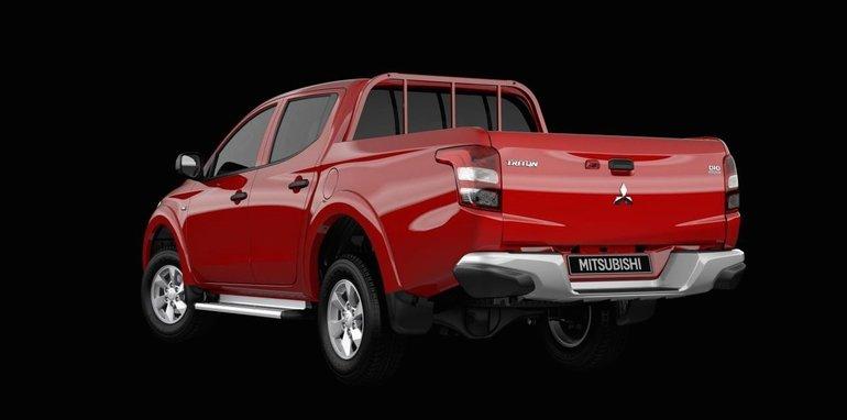 Mitsubishi Triton GLX+
