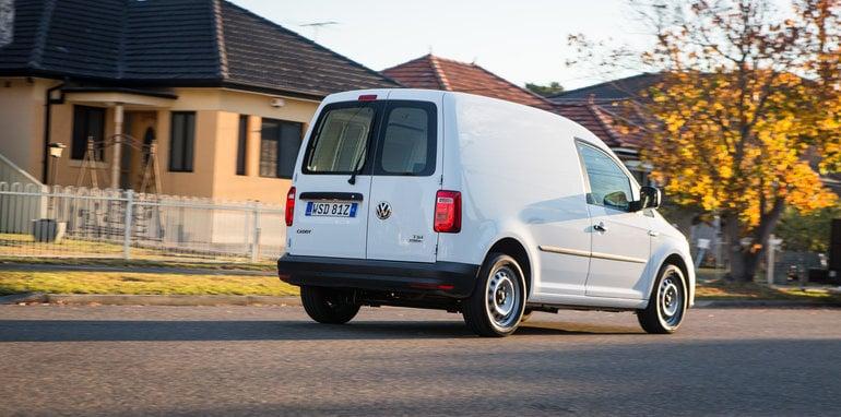 2016 Comparo LDV G10 base van petrol manual Citroen Berlingo diesel manual Volkswagen Caddy petrol auto-157