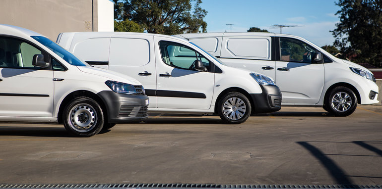 2016 Comparo LDV G10 base van petrol manual Citroen Berlingo diesel manual Volkswagen Caddy petrol auto-35