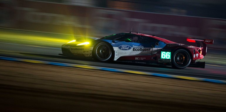 Ford GT wins class at 24 Hours of Le Mans