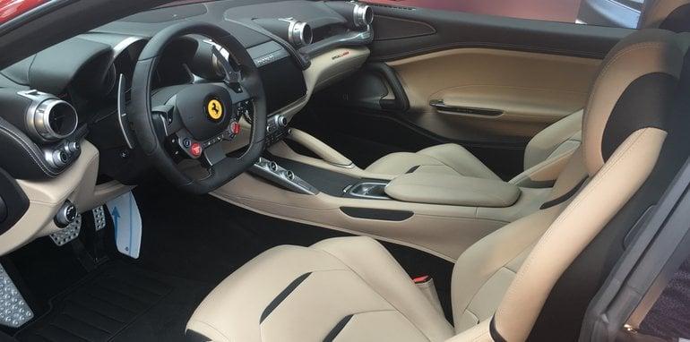 2017 Ferrari GTC4 Lusso - 1