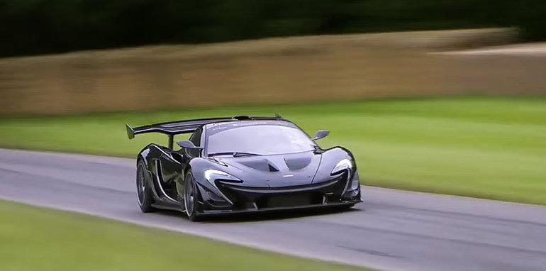 McLaren P1 LM - GoodwoodFOS-1