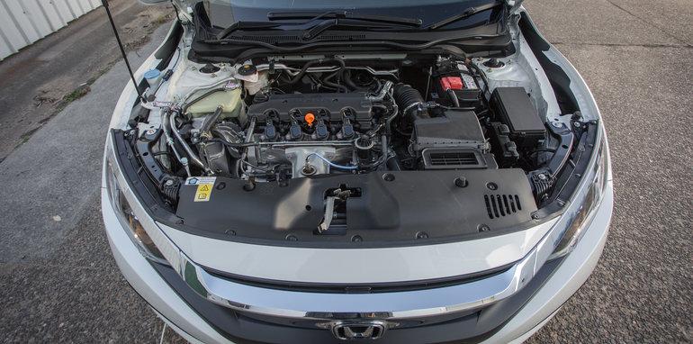 2016 Honda Civic v 2016 Skoda Octavia v 2016 Hyundai Elantra Comparison-48