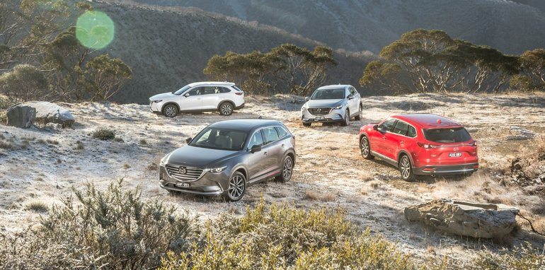 Mazda Cx 9 Won T Be Penalised By Lack Of Diesel Option Brand Claims