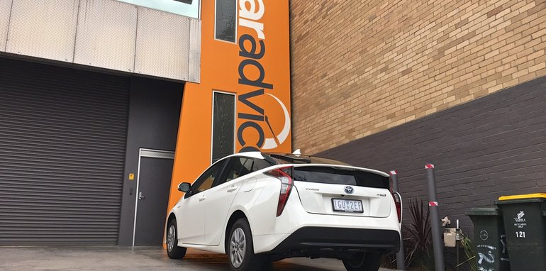 2016 Toyota Prius Syd to Melb_09