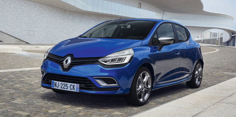 2017 renault clio rs and gt line unveiled. Black Bedroom Furniture Sets. Home Design Ideas