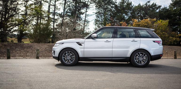 2016 Luxury SUV Comparo_Range Rover Sport V Jaguar F Pace V Porsche Cayenne V Volvo XC90 V BMW X5 V Audi Q7 V Lexus RX350 V Merc GLE250d-144