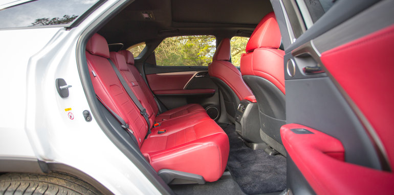 2016 Luxury SUV Comparo_Range Rover Sport V Jaguar F Pace V Porsche Cayenne V Volvo XC90 V BMW X5 V Audi Q7 V Lexus RX350 V Merc GLE250d-231