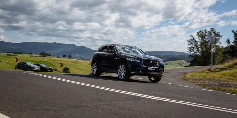 2016 Luxury SUV Comparo_Range Rover Sport V Jaguar F Pace V Porsche Cayenne V Volvo XC90 V BMW X5 V Audi Q7 V Lexus RX350 V Merc GLE250d-327