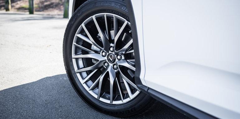 2016 Luxury SUV Comparo_Range Rover Sport V Jaguar F Pace V Porsche Cayenne V Volvo XC90 V BMW X5 V Audi Q7 V Lexus RX350 V Merc GLE250d-69