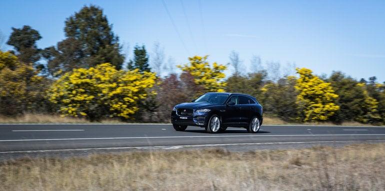 2016 Luxury SUV Comparo_Range Rover Sport V Jaguar F Pace V Porsche Cayenne V Volvo XC90 V BMW X5 V Audi Q7 V Lexus RX350 V Merc GLE250d-87
