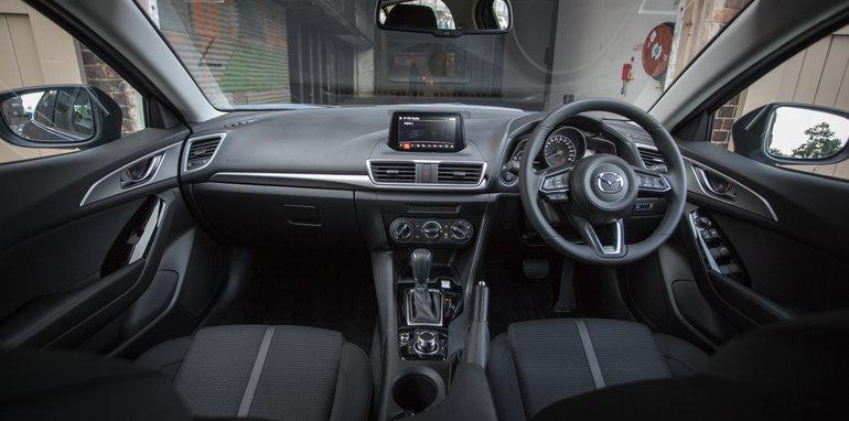 2016 Mazda 3 Maxx Hatch Auto-9