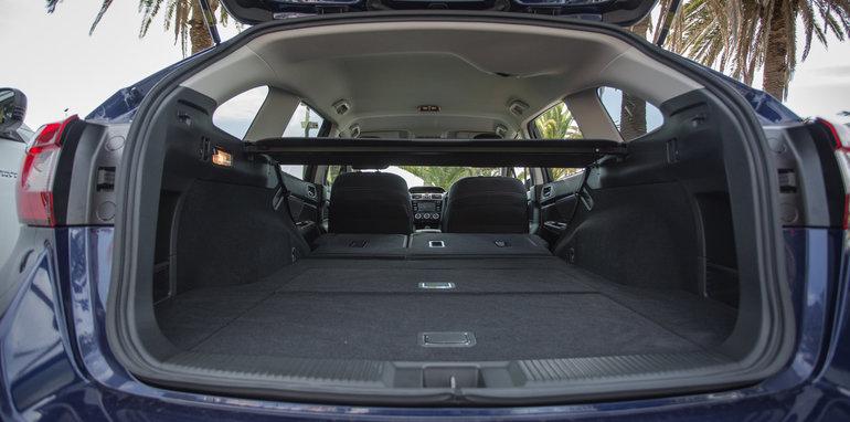 2016 Subaru Levorg GT V Octavia RS Wagon (TT)-108