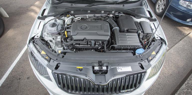 2016 Subaru Levorg GT V Octavia RS Wagon (TT)-112